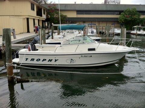 Bayliner 22 Trophy 2000 Bayliner Boats for Sale