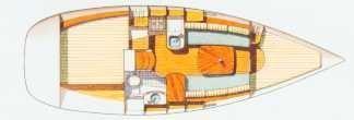 2000 beneteau 311 sloop  16 2000 Beneteau 311 Sloop