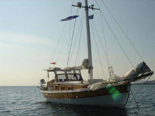 Bodrum Turkey traditional Tirhandil 2000 All Boats