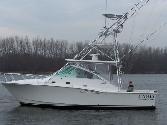 2000 cabo express fisherman boats yachts for sale for Express fishing boats for sale