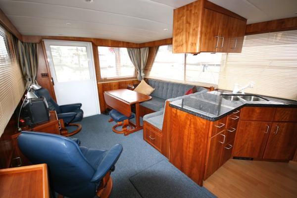 Canoe Cove Pilothouse 2000 Pilothouse Boats for Sale