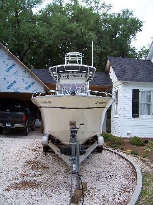 Cape Horn 24 CC 2000 Cape Horn Boats for Sale