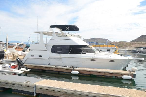 2000 Carver 356 Aft Cabin Motor Yacht Boats Yachts For Sale