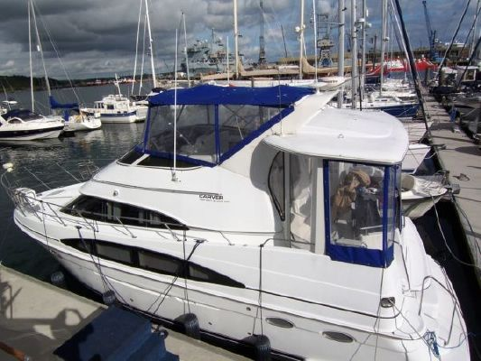 Boats for Sale & Yachts Carver 396 Aft Cabin 2000 Aft Cabin Carver Boats for Sale