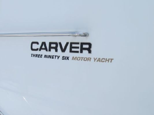 Carver 396 Motor Yacht (MN#HS0174) 2000 Carver Boats for Sale
