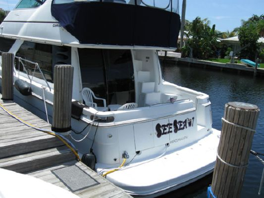 Carver *450 VOYAGER* 2000 Carver Boats for Sale