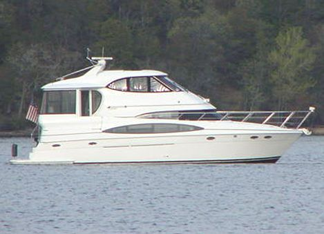 2000 Carver 506 Motor Yacht Boats Yachts For Sale