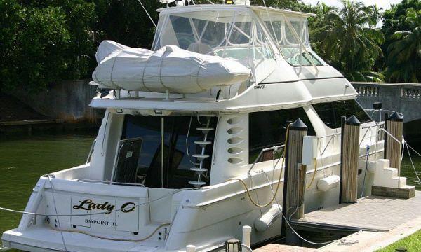 Carver (Custom) Voyager 2000 Carver Boats for Sale