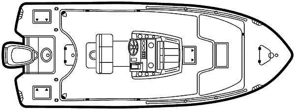 2000 century 2201 bay boat  3 2000 Century 2201 Bay Boat