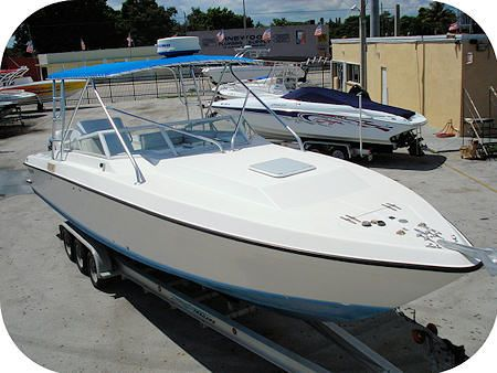 Contender Side Console 2000 Contender Powerboats for Sale