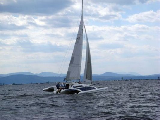 Corsair 31R #148 AC 2000 All Boats