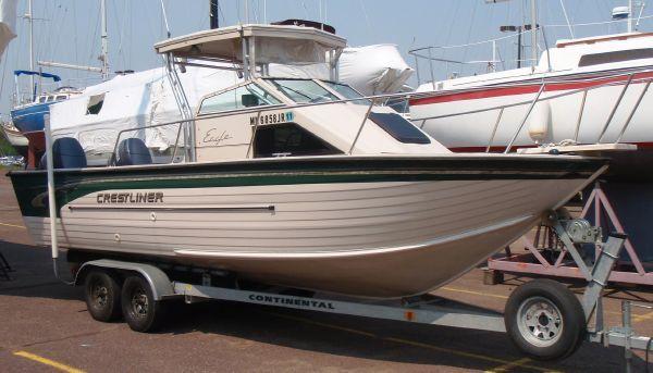 Boats for Sale & Yachts Crestliner 2360 Eagle 2000 Crestliner Boats for Sale Fishing Boats for Sale