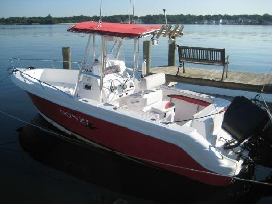 Boats for Sale & Yachts Donzi 23 ZF Center Console 2000 Donzi Boats for Sale