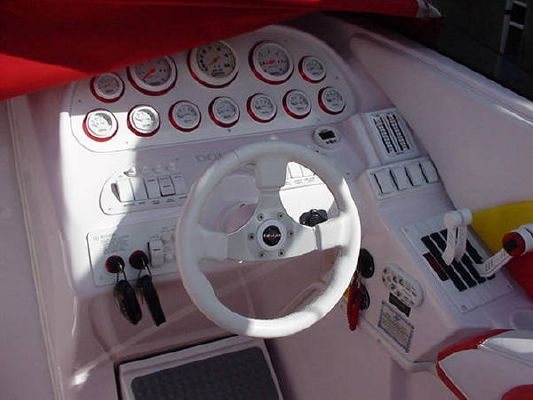 Donzi 38 ZX 500 EFI 2000 Donzi Boats for Sale