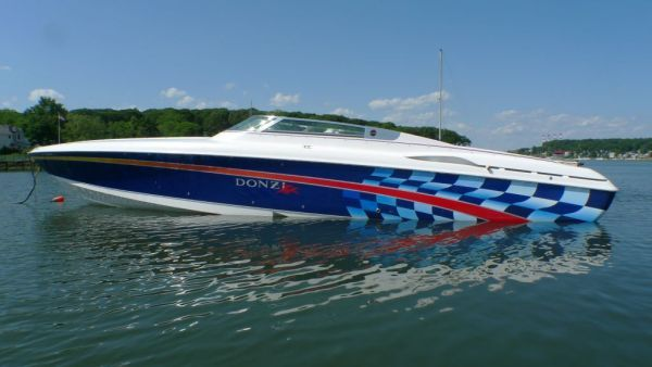 Donzi 45 ZX 2000 Donzi Boats for Sale
