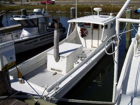 Downeast Lobster Fishing Passenger Down East 2000 Lobster Boats for Sale