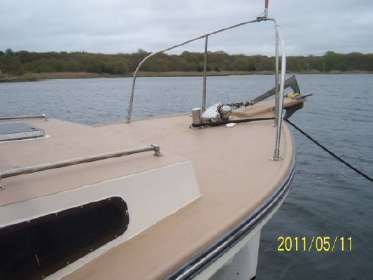2000 downeast sportfish trawler boats yachts for sale for Downeast fishing gear