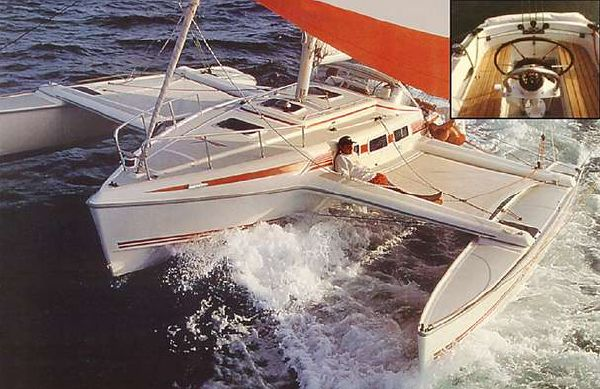 Boats for Sale & Yachts Dragonfly 1000 Swing Wing 2000 All Boats