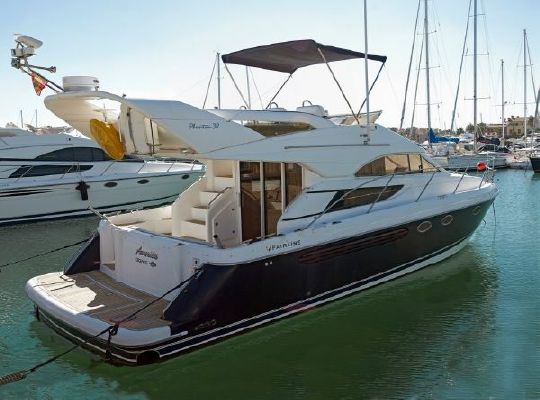 Fairline Phantom 38 2000 Motor Boats