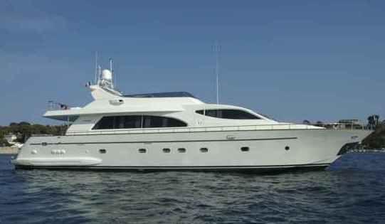 Falcon Twin Screw Diesel Motor Yacht 2000 All Boats