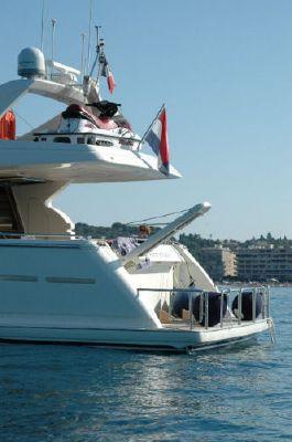 Ferretti 68' Flybridge fast planing motor yacht 2000 Flybridge Boats for Sale