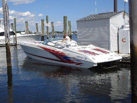 Formula 382 Fasttech 2000 Motor Boats