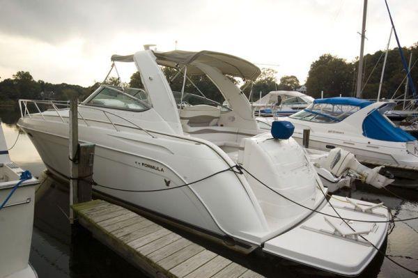 Formula 40 PC 2000 Motor Boats