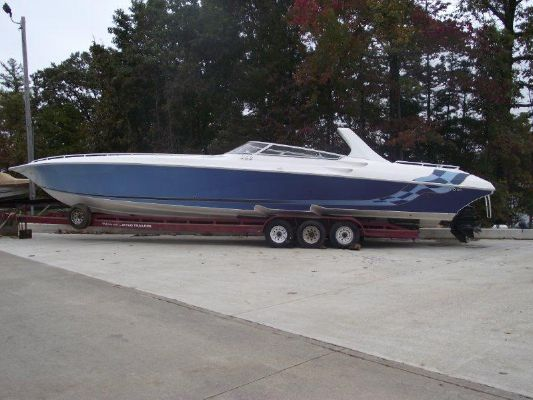 Boats for Sale & Yachts Fountain 47 Lightning 2000 Fountain Boats for Sale