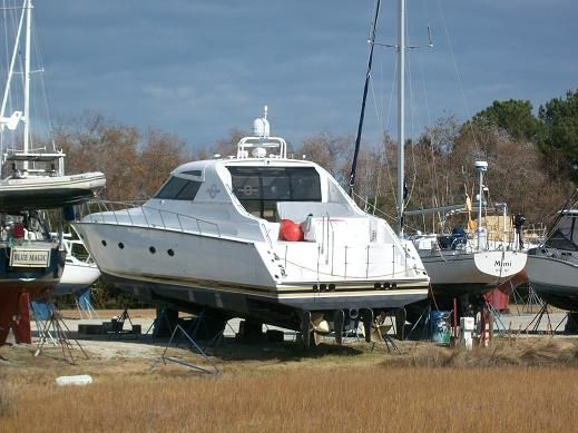2000 Fountain 65 Performance Yacht Boats Yachts For Sale