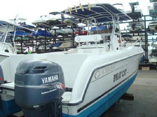 Glacier Bay 260 Canyon Runner 2000 Glacier Boats for Sale