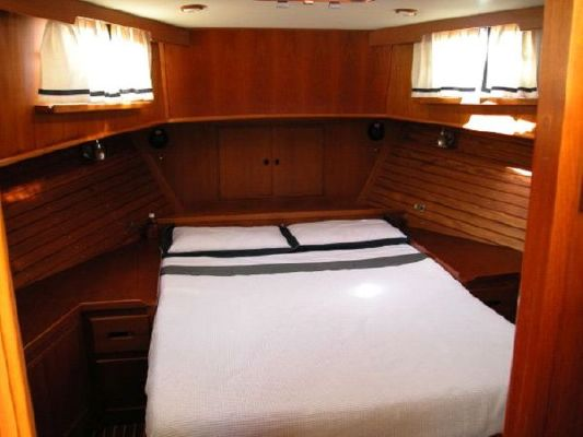 Grand Banks 52 Europa 2000 Grand Banks Yachts