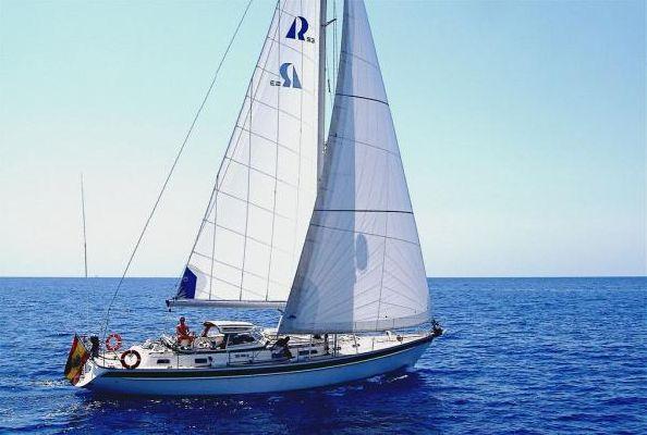 Hallberg 2000 All Boats