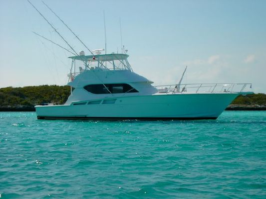Hatteras 55 Convertible 2000 Hatteras Boats for Sale