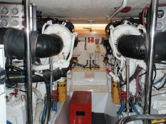 Hatteras 60 enclosed bridge 2000 Hatteras Boats for Sale
