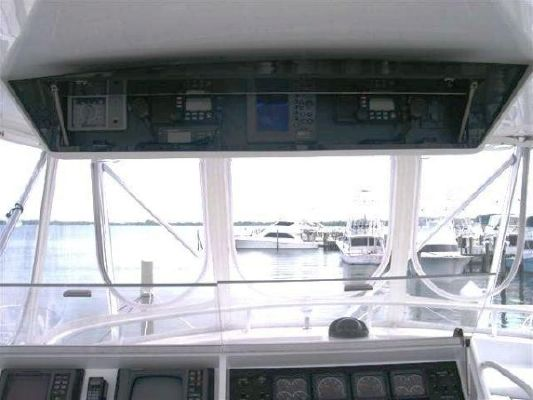 Hatteras Convertible SF 2000 Hatteras Boats for Sale