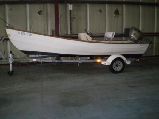 2000 Holby Bristol Skiff Boats Yachts For Sale