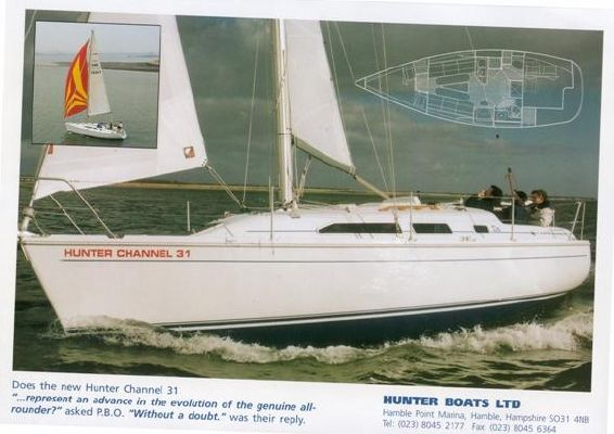 Boats for Sale & Yachts Hunter Channel 31 2000 All Boats