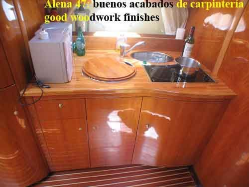 Boats for Sale & Yachts Innovazioni e Progetti Alena 47 2000 All Boats