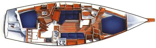 Island Packet 380 2000 All Boats