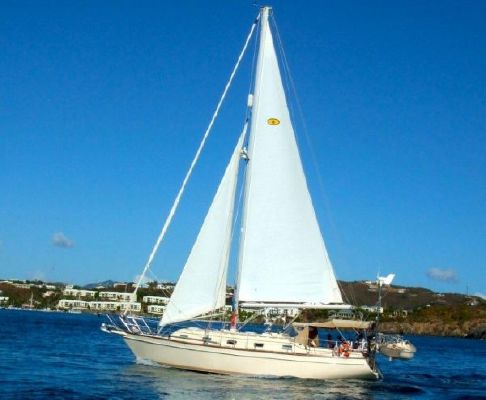 Island Packet 380 (BOW THRUSTER!) 2000 All Boats