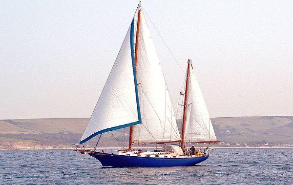 Boats for Sale & Yachts John Alden John Alden 42 ft Cutter Rigged Ketch 2000 2000 Ketch Boats for Sale Sailboats for Sale
