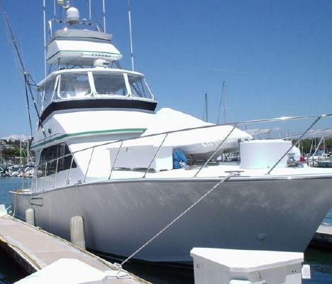 Knight & Carver Custom Sportfisher 2000 Carver Boats for Sale Sportfishing Boats for Sale