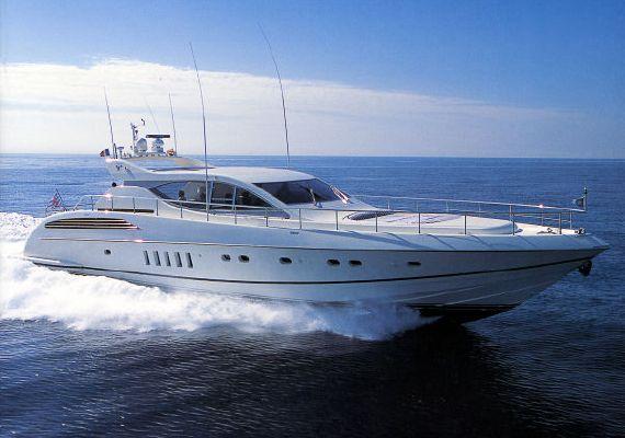 Leopard Express Cruiser Motoryacht 2000 All Boats