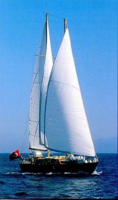 Luxury Steel Schooner 2000 Schooner Boats for Sale