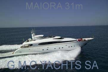 Maiora 31m 2000 All Boats
