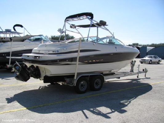 Maxum 2300 SR 2000 All Boats