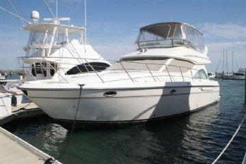 Maxum 4600 SCB 2000 All Boats