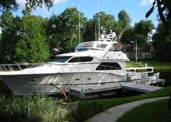 Mikelson Luxury Pilothouse Sportfisher 2000 Pilothouse Boats for Sale