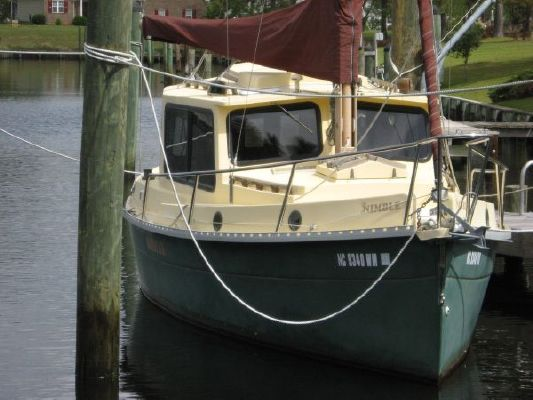 2000 nimble kodiak pilothouse motor sailor 3 2000 Nimble Kodiak