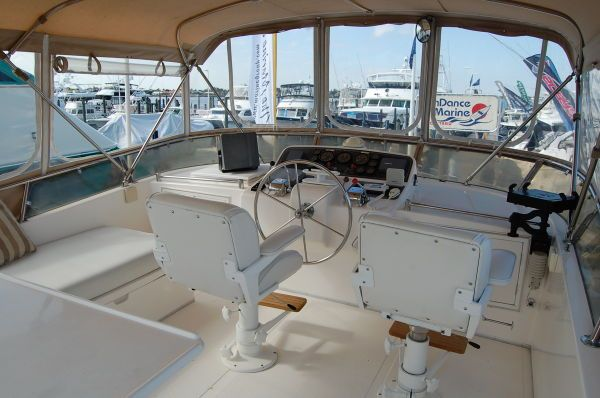 Ocean Alexander 423 Classico 2000 Ocean Alexander Boats